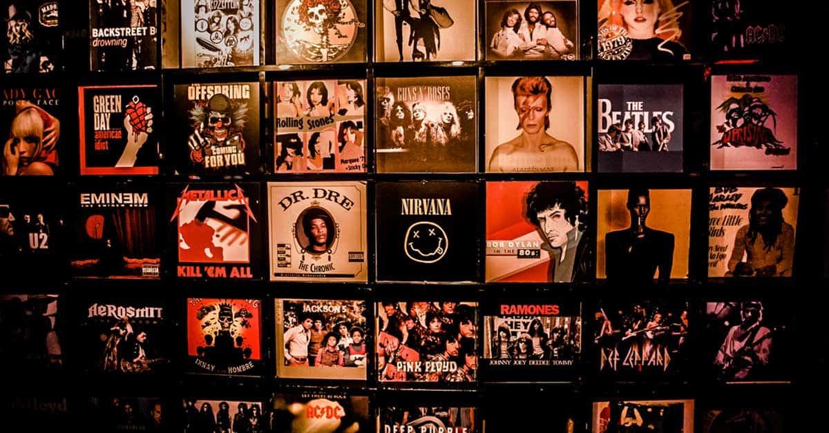 Maxx Music Bar Interior