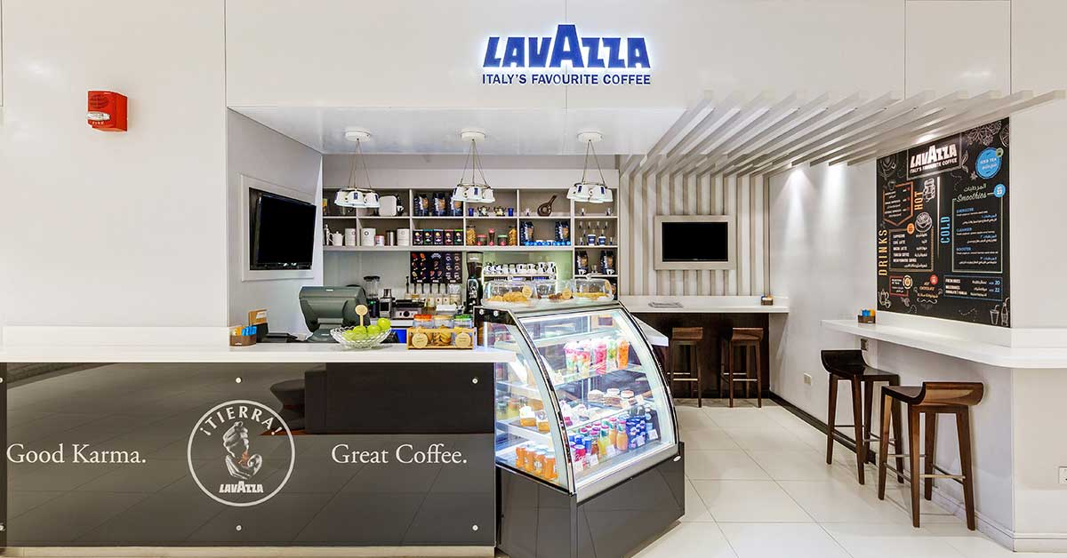 Lavazza at Citymax Hotels