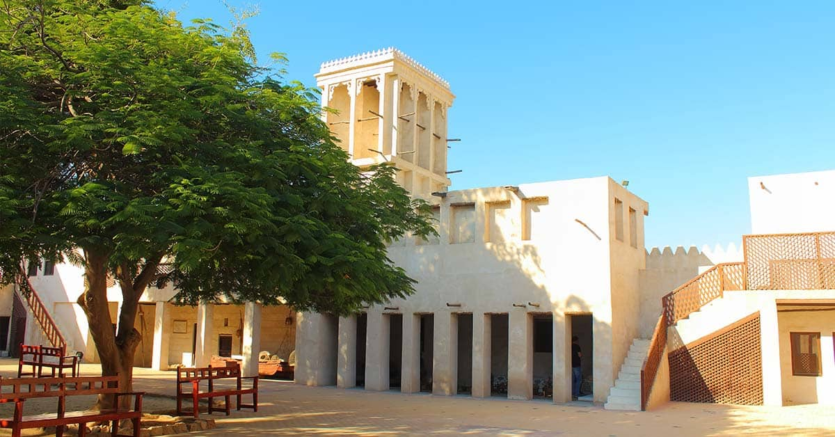 The National Museum of Ras Al Khaimah - Image Credits - Elena Serebryakova