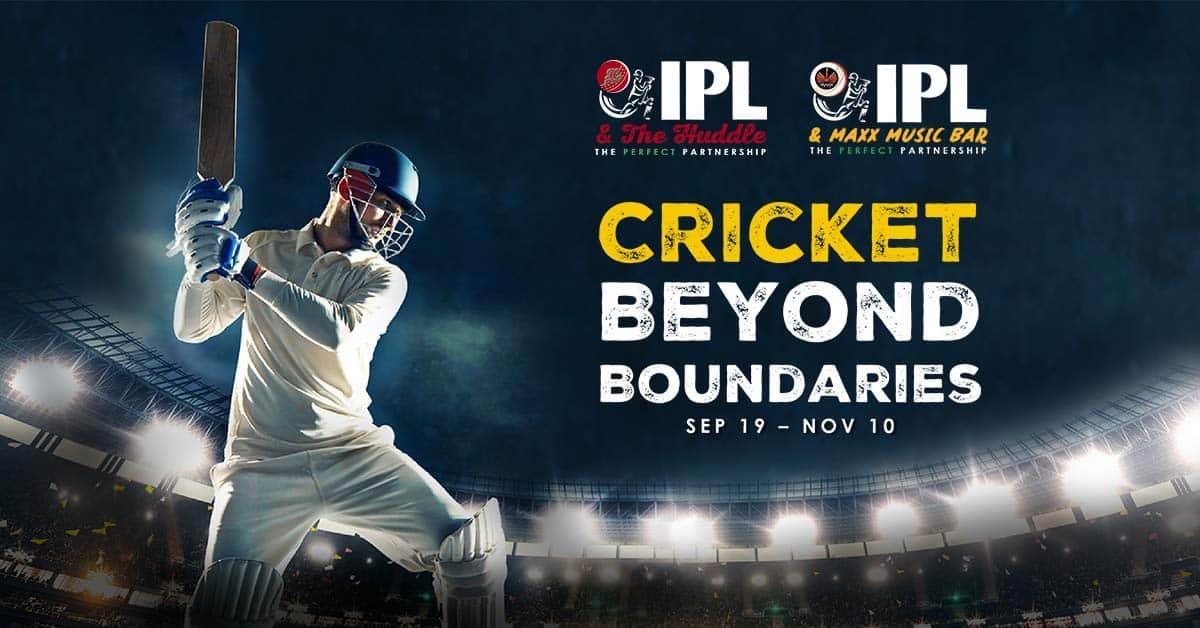 IPL & The Huddle - Maxx