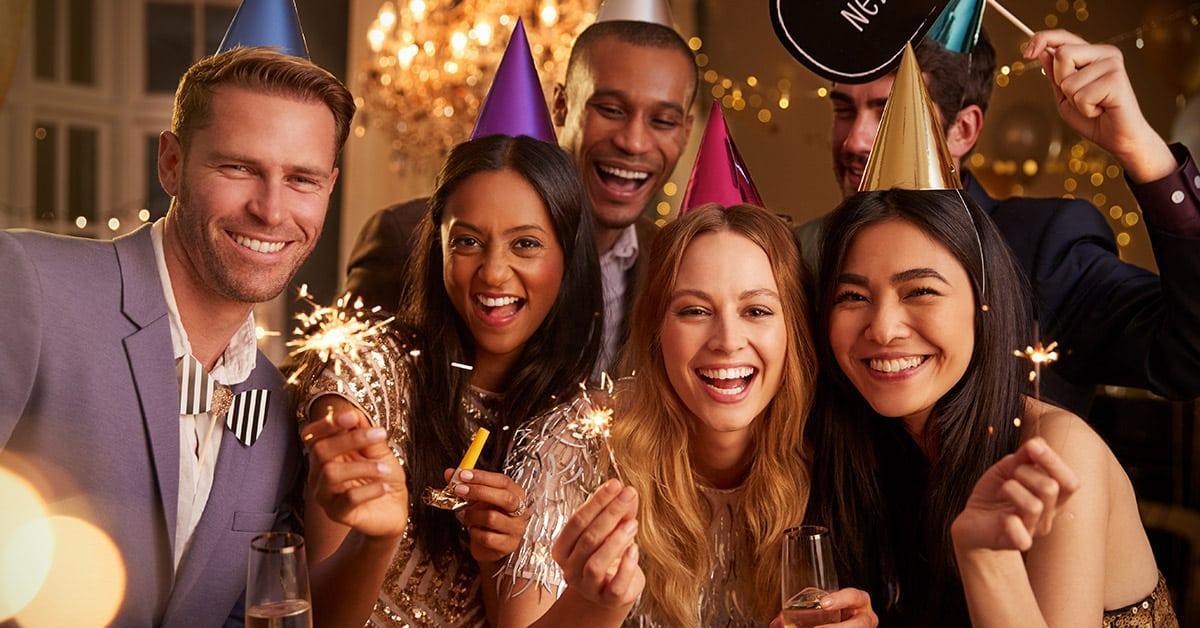 New Year Eve Celebration at Citycafé Al Barsha & Al Barsha at The Mall